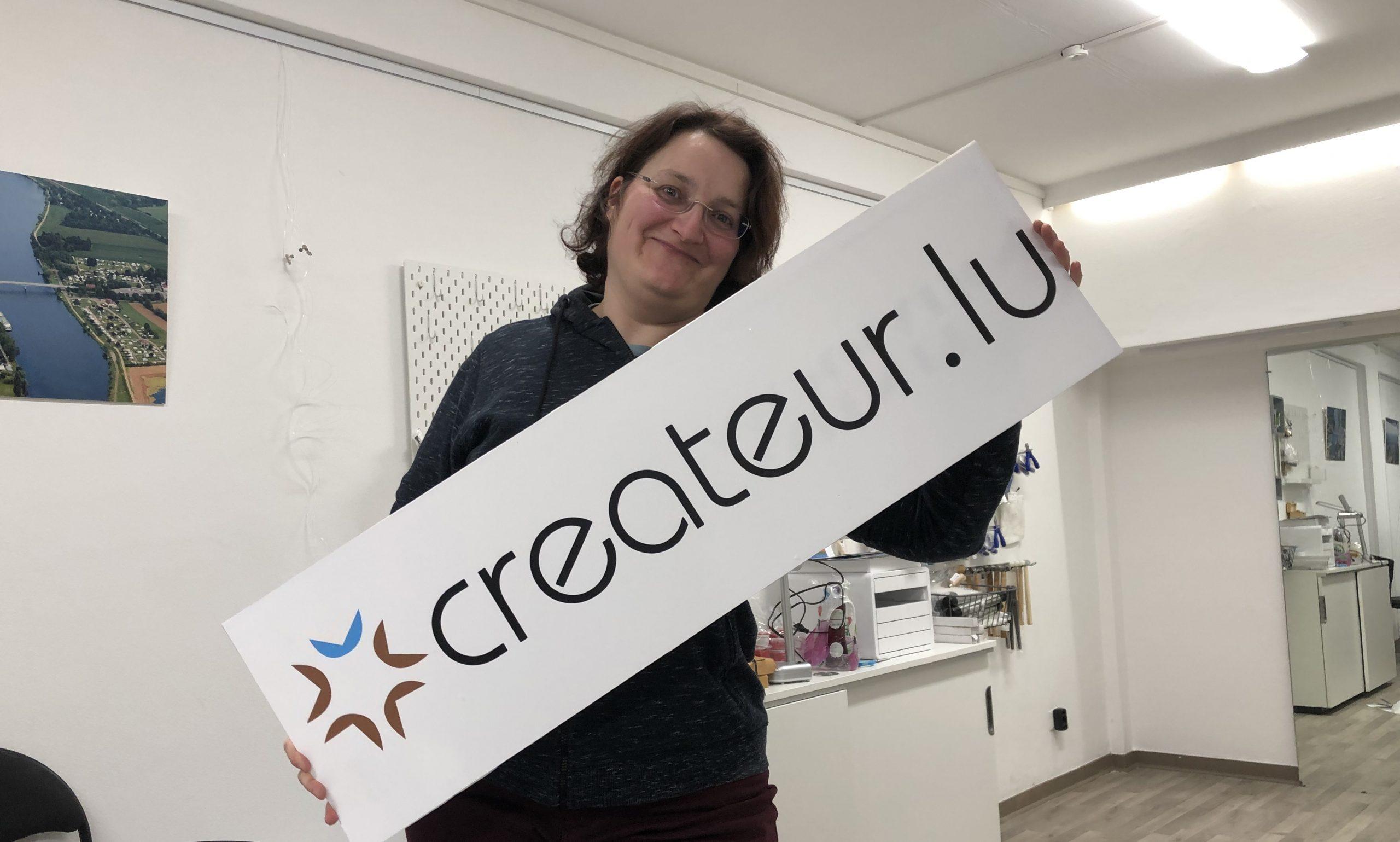 Sandra Quell, createur.lu